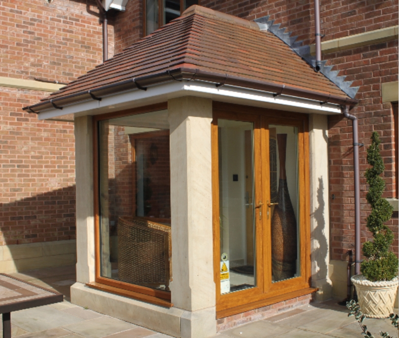 porch extension formby