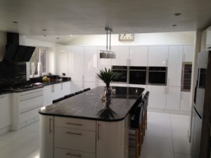 Kitchen design and installation Kirkby