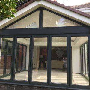 Bi-folding doors - Merseyside