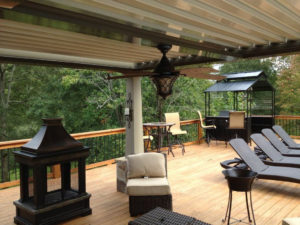 Celsius Home Improvements Outdoor living space