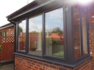 Amphacite Grey, bay window, window, Liverpool, Merseyside