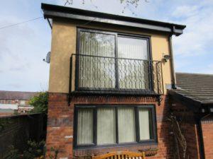 Celsius Home Improvements, Sliding doors, grey, Liverpool, Merseyside