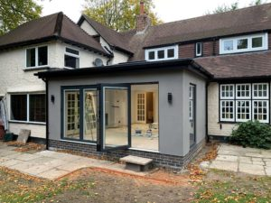 orangery, extension, Bi-folds, Formby, Merseyside, celsius home improvements