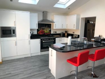 kitchen, design, installation, liverpool, celsius home improvements, extension