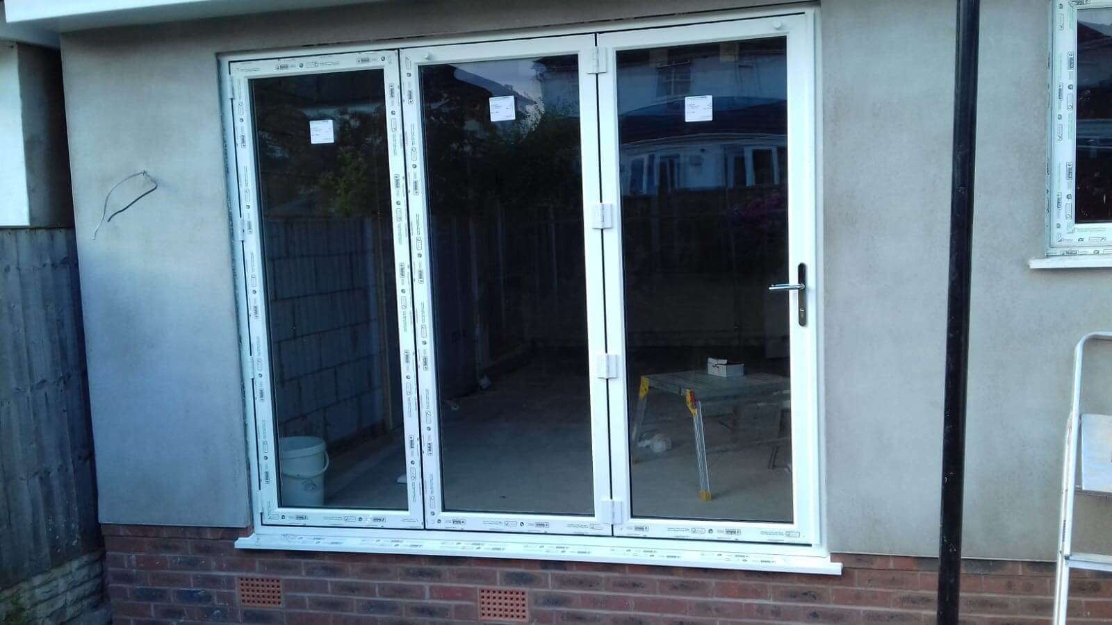sapa, aluminium, bi-folds, bi folding, bi fold, doors, liverpool, celsius home improvements