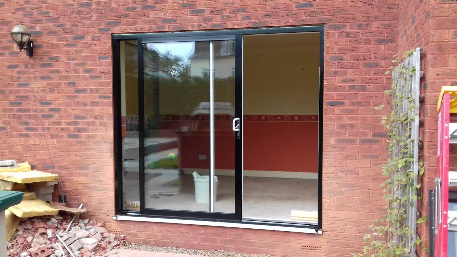 aluminium, sliding door, pvc, building, construction, celsius home improvements, aigburth, liverpool