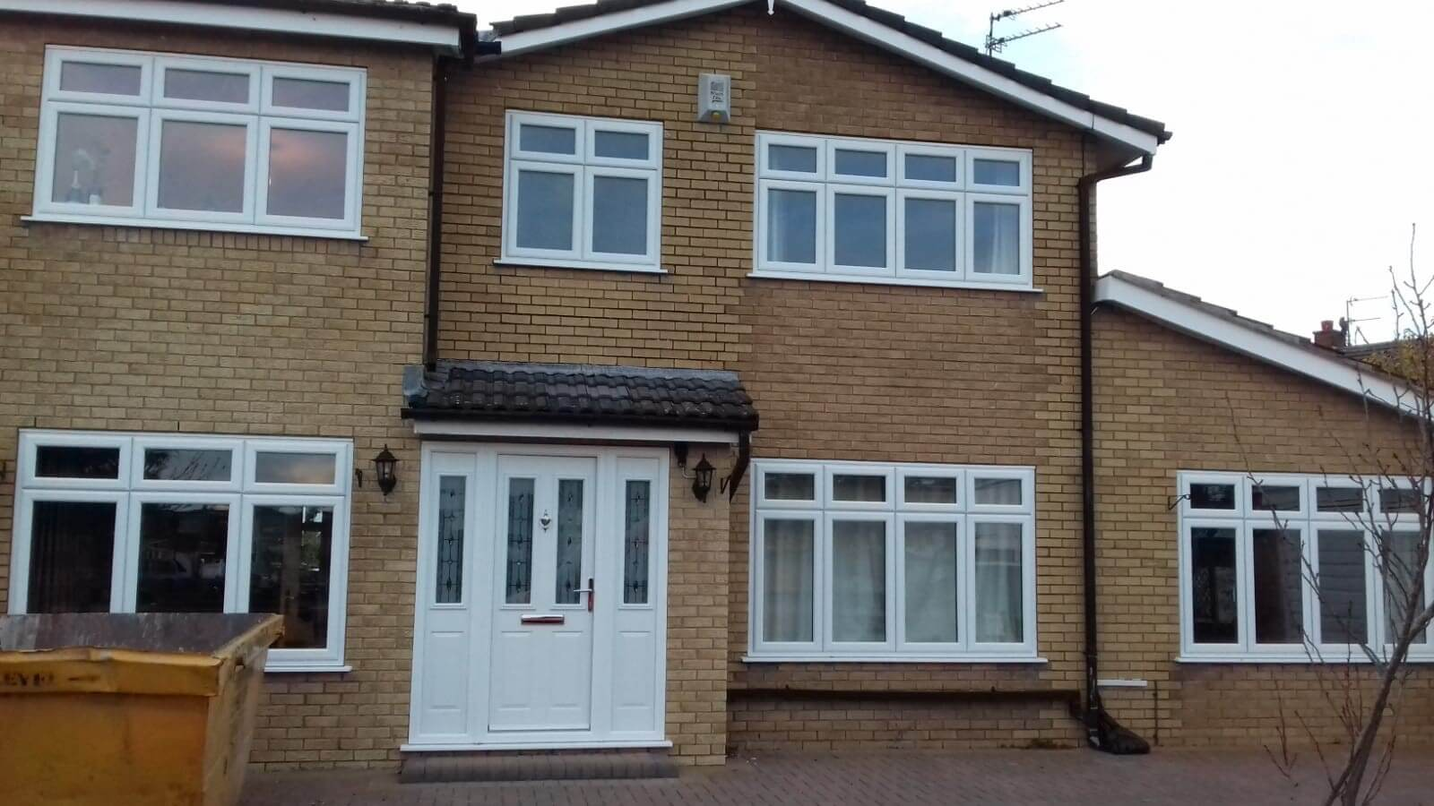 pvc, upvc. windows, front door, door, replacement, aluminium, ormskirk, lancashire, celsius home improvements