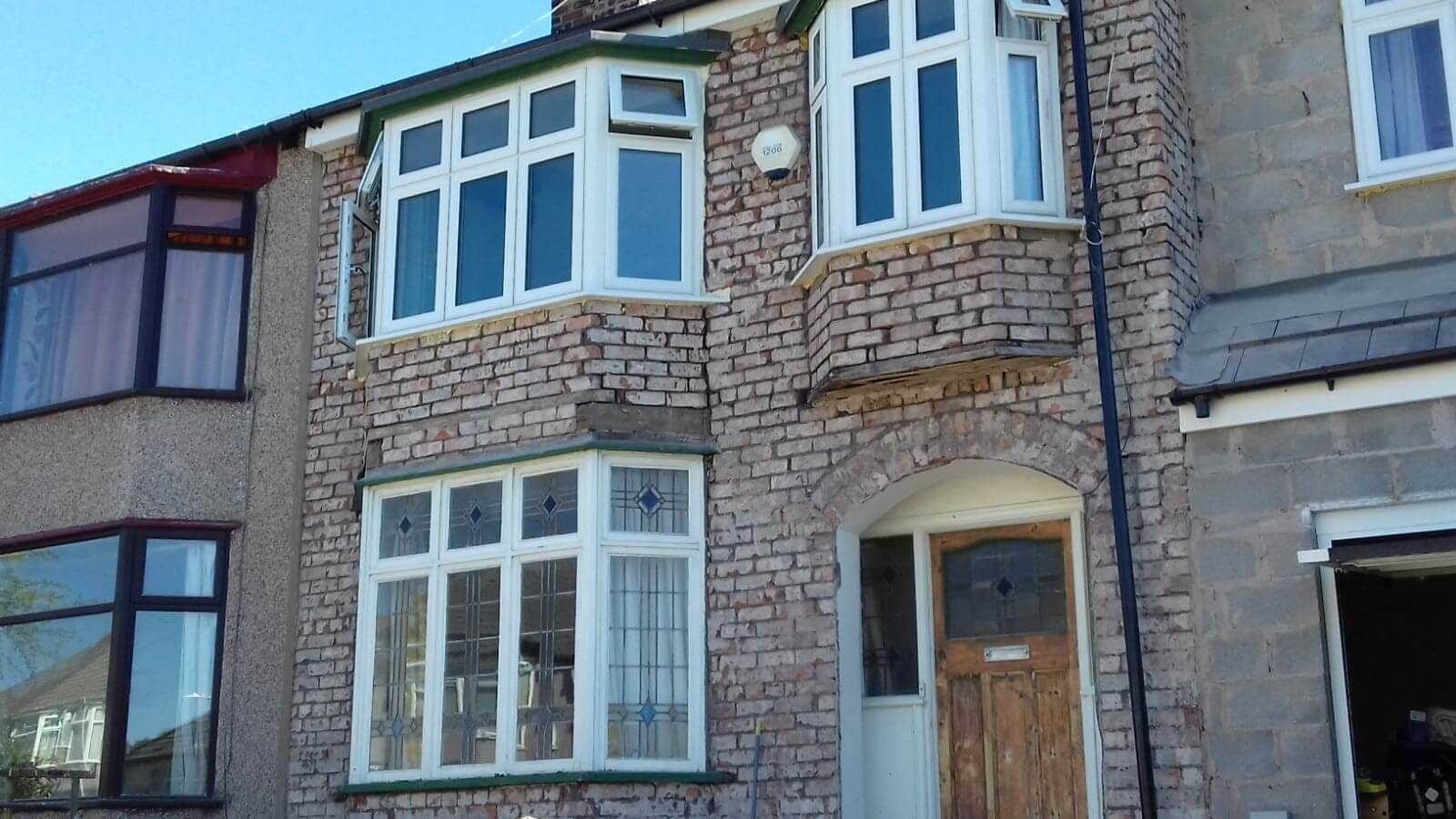 bay window, windows, construction, liverpool, merseyside, celsius home improvements