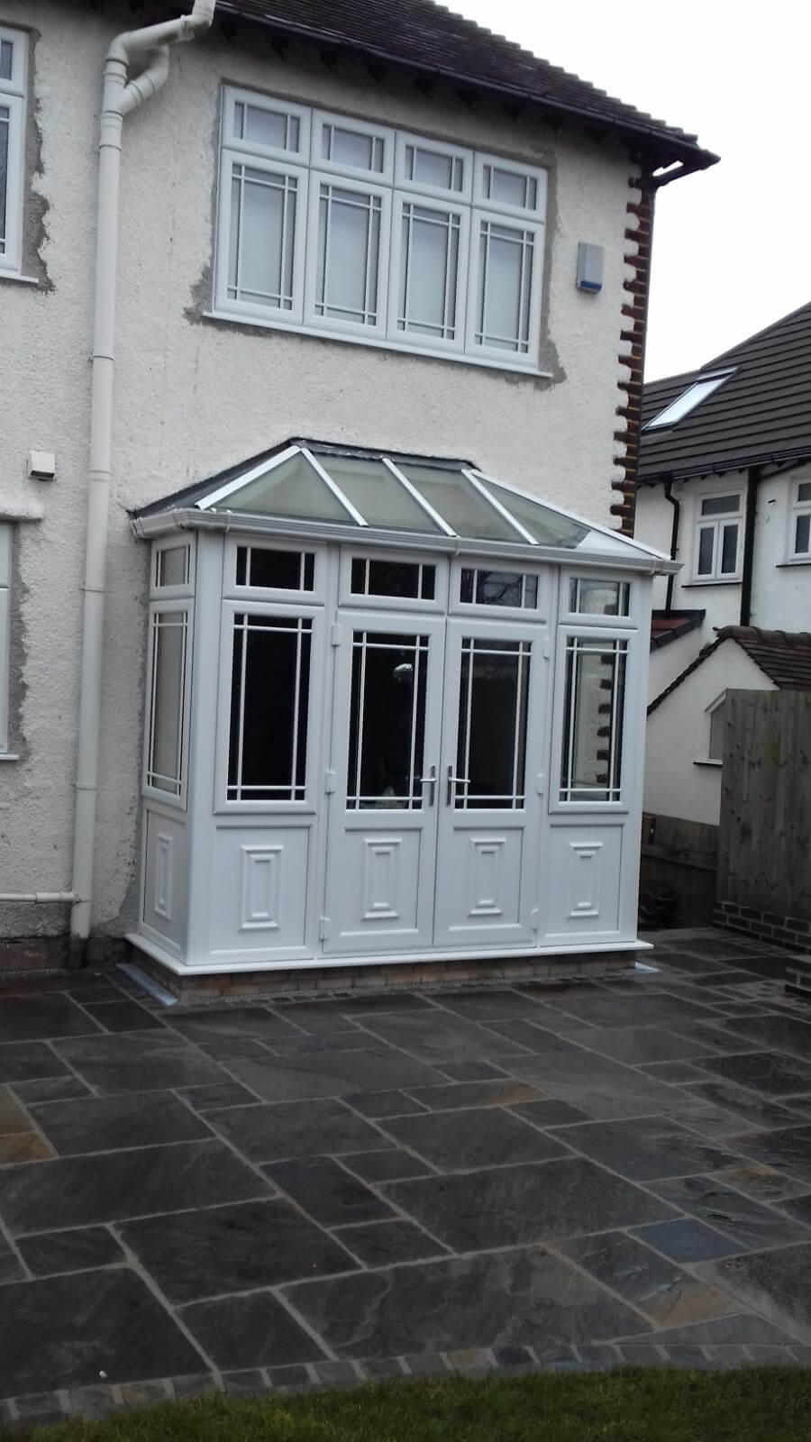 french doors, patio doors, glass canopy, glass, canopy, aluminium, celsius home improvement, maghull, liverpool